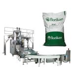 αυτόματη μηχανή συσκευασίας 25kg γάλακτος σε σκόνη