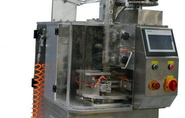 αυτόματο φυτικό τσάι νάυλον πυραμίδες μηχανή συσκευασίας για τσάντα τσαγιού