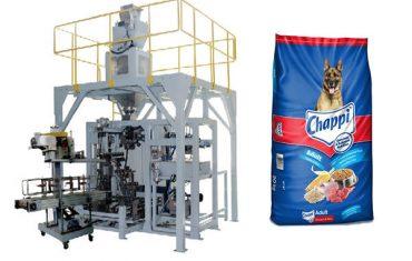 15kg τροφή για τα κατοικίδια ζώα μεγάλη μηχανή συσκευασίας τσάντα