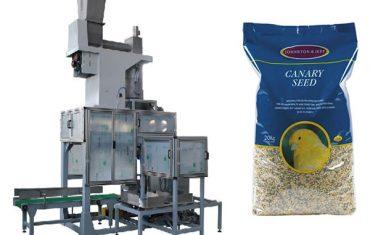 20 κιλά σπόρων ανοικτού σάκου σπόρων σιτηρών και σάκκων πλήρωσης σάκων