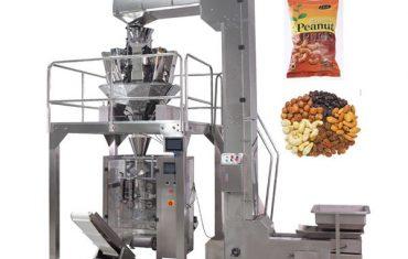 αυτόματο πακέτο μηχανή συσκευασίας φιστίκια φιστίκι φασόλια