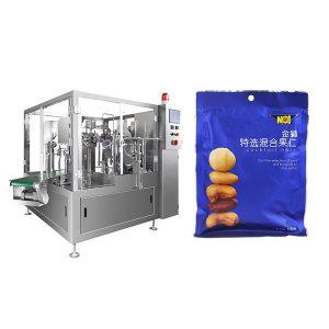 Αυτόματη πλήρωση σφράγισης μηχανή συσκευασίας για στερεά σκόνη ή στερεά