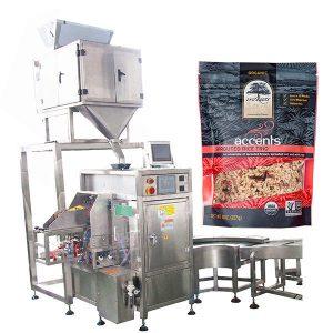 Αυτόματη μηχανή πλήρωσης και σφράγισης για καφέ σκόνη
