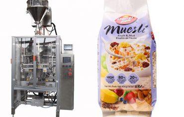 αυτόματη μηχανή συσκευασίας σκόνης τροφίμων