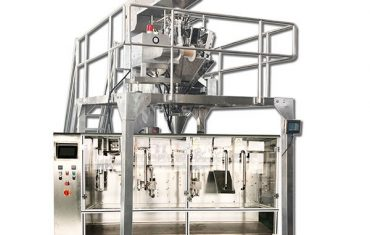 αυτόματη οριζόντια προκατασκευασμένη κοκκώδης μηχανή συσκευασίας
