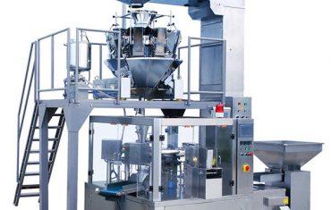 Αυτόματο μηχάνημα συσκευασίας σάκου φιαλών φιαλών καφέ