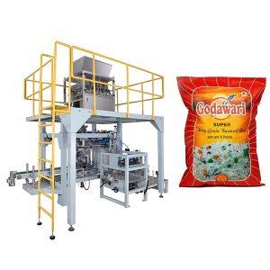 Big Bag κοκκώδης βαριά μηχανή συσκευασίας τσαγιού τσαγιού για ρυζιού για 10kg-50