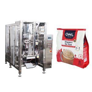 Αποστράγγιση βαλβίδας αυτόματης μηχανής συσκευασίας σκόνης καφέ