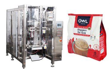 αυτόματη μηχανή συσκευασίας σκόνης βαλβίδας απαερίωσης