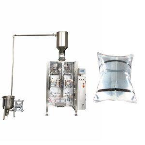 Μηχανή συσκευασίας βρώσιμων ελαιολάδων