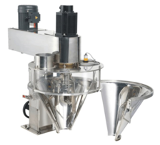 Features of auger filler