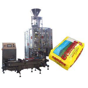 Υψηλή ακρίβεια ρυζιού Αυτόματη μηχανή συσκευασίας