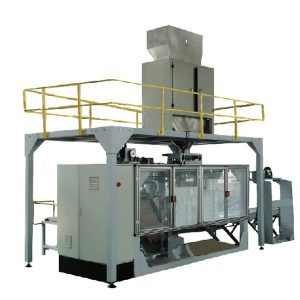 Υψηλή αυτοματοποίηση μηχανή συσκευασίας, σκόνη μεγάλη τσάντα πλήρωση και σφράγιση Γραμμή, εύκολη λειτουργία