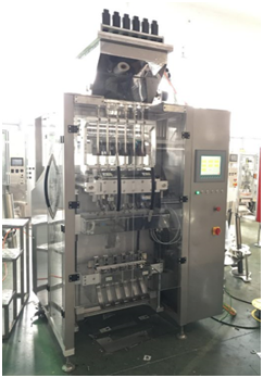 Instant Coffee stick packing machine