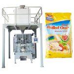 Γραμμική ζυγαριά αυτόματη μηχανή συσκευασίας oatmeal