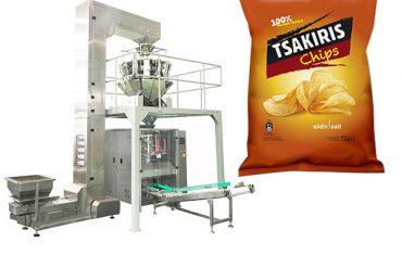 72g μηχανή συσκευασίας σνακ πατατών
