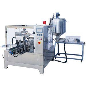 Συσκευασία μηχανή συσκευασίας υγρών & παστιών