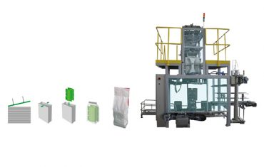 δευτερεύουσα μηχανή συσκευασίας τσάντα δευτεροβάθμιας συσκευασίας