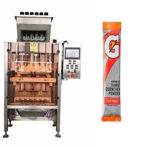 Μικρές σακουλάκια Powde Multi-Line μηχανή συσκευασίας