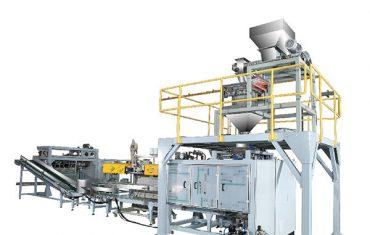 ztcp-50p αυτόματη σκόνη υφασμένα μηχανή συσκευασίας σάκων