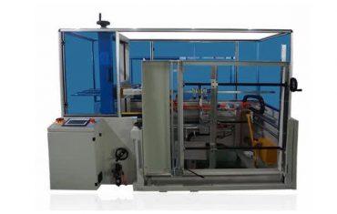αυτόματο μηχάνημα συσκευασίας κιβωτίων χαρτοκιβωτίων