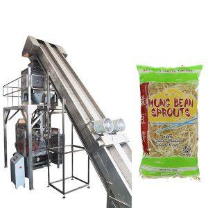 Πλήρης αυτόματη μηχανή ζύγισης βλαστών φασολιών
