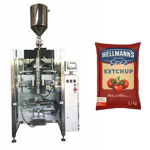 μηχανή συσκευασίας σάλτσας κέτσαπ