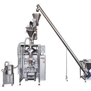 μηχανή συσκευασίας σε σκόνη με γεμιστήρα γεώτρησης